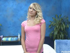 Worthwhile blonde Teagan S gets naked
