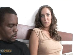 Sweet southern Kimber Troy receives a down home fucking