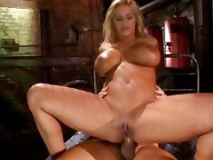 Rampant Shyla Stylez can't live without a rough anal pounding