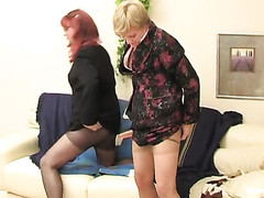 Redhead sissy dude with his homosexual co-worker getting the almost all from dildotoying