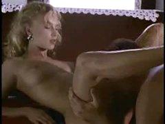 Erotic retro porn dick riding scene