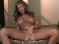 Busty Daisy Lynn receives some pleasure